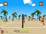 Beach volleyball game ingyen j�t�k