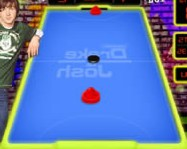 Drake and Josh air hockey online sport j�t�k