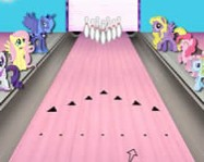 My little pony bowling online