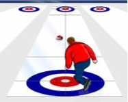 Virtual curling online sport j�t�k